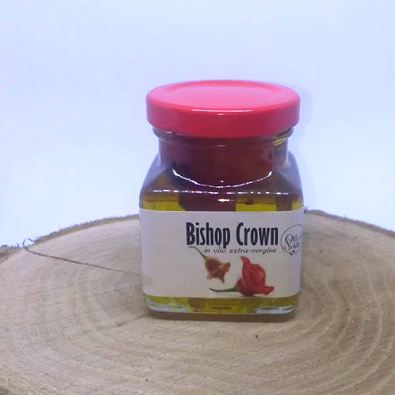 Bishop's Crown in olio EVO
