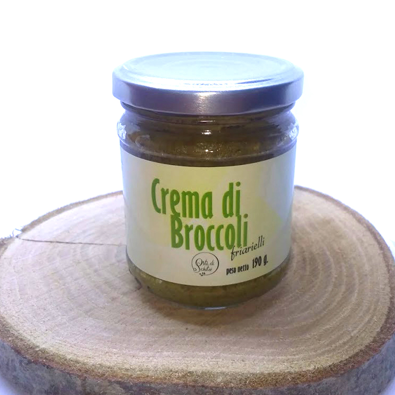 Crema di Broccoli Friarielli (212ml)